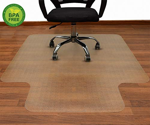 Aibob 53 X 45 Inches Office Chair Mat