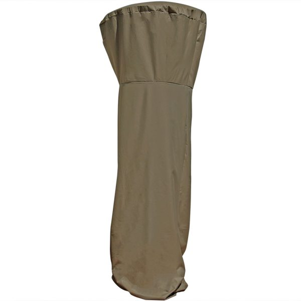 Sunnydaze Patio Heater Cover, 94-Inch, Color Options Available, Khaki