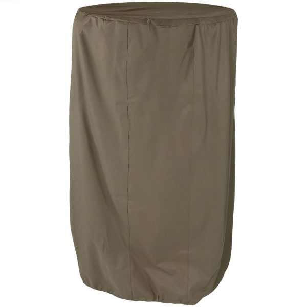 Sunnydaze Outdoor Water Fountain Cover, Khaki, Size Options Available, 56-inch x 68-inch